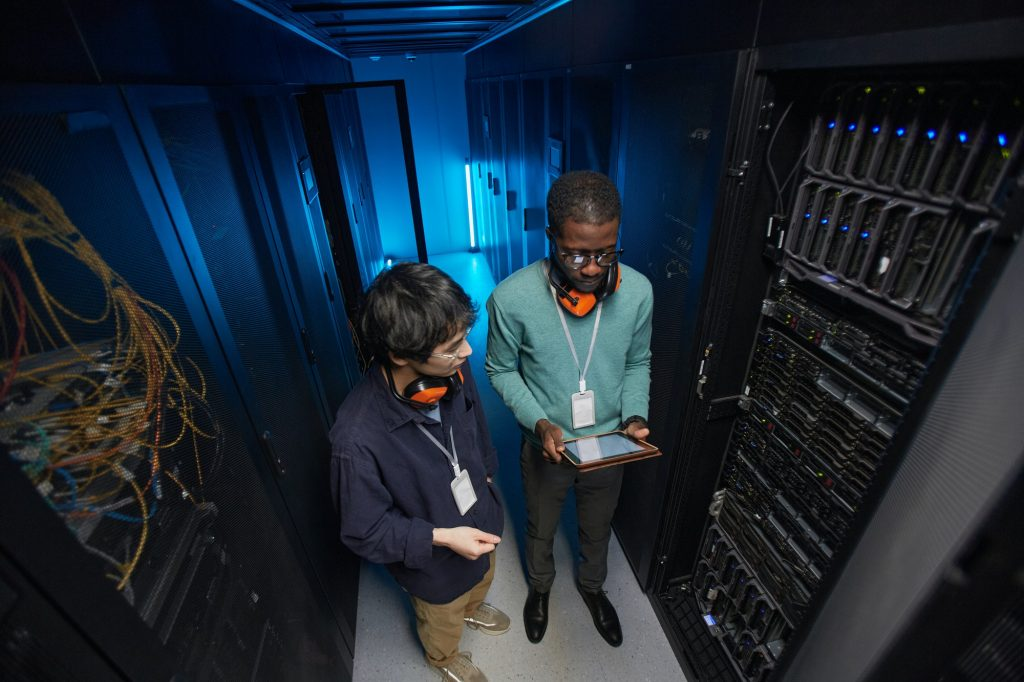 what are data centers